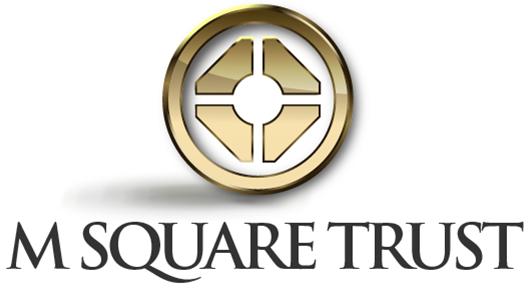 M Square Trust Logo